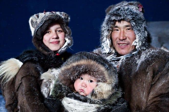 Les habitants de la Sibérie prennent pour la première fois en photo - 25