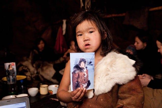 Les habitants de la Sibérie prennent pour la première fois en photo - 26