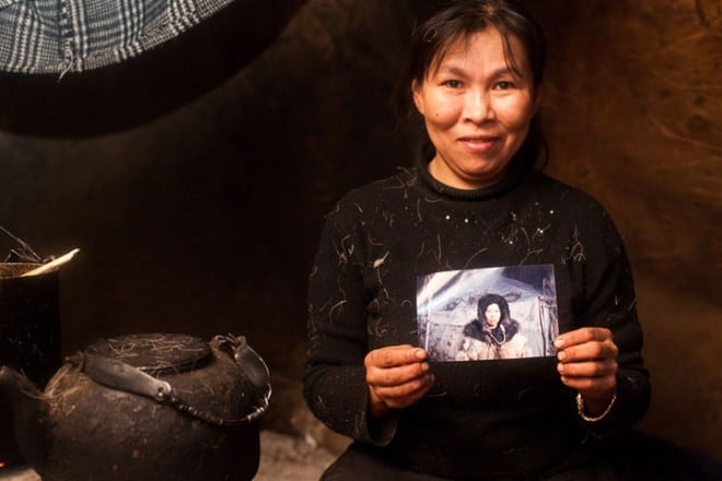 Les habitants de la Sibérie prennent pour la première fois en photo - 27