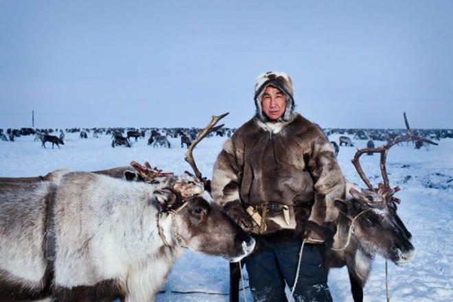 Les habitants de la Sibérie prennent pour la première fois en photo – 3