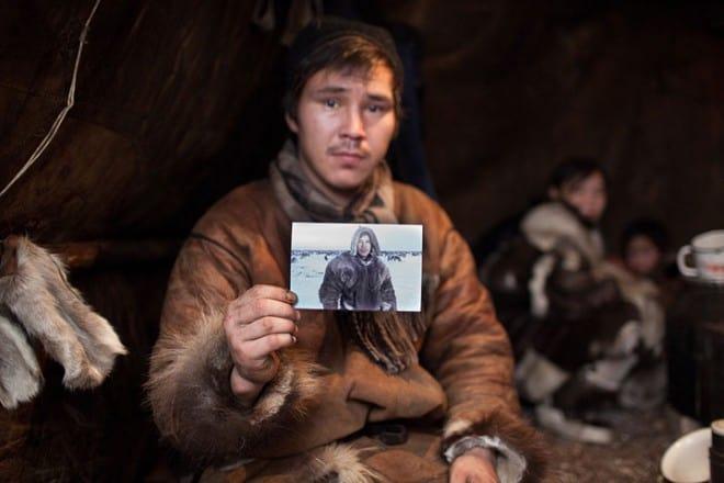 Les habitants de la Sibérie prennent pour la première fois en photo - 28