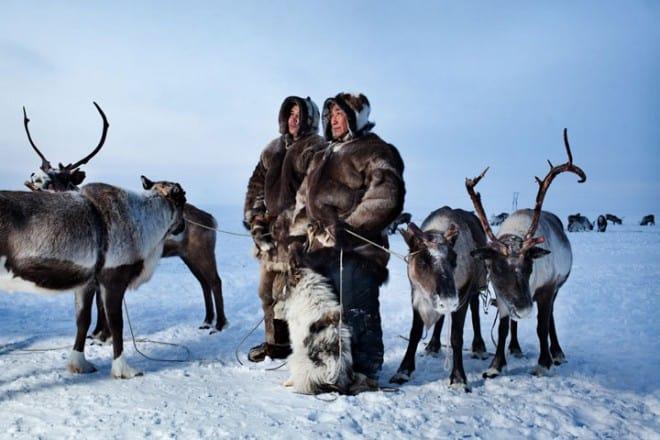 Les habitants de la Sibérie prennent pour la première fois en photo – 4