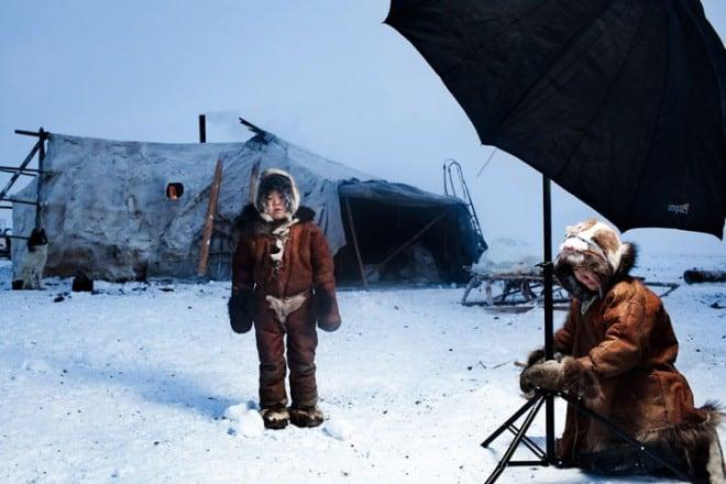 Les habitants de la Sibérie prennent pour la première fois en photo – 5