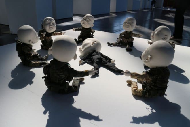 Porcelaines vivantes de Johnson Tsang - 20