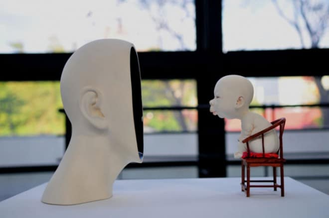 Porcelaines vivantes de Johnson Tsang - 10