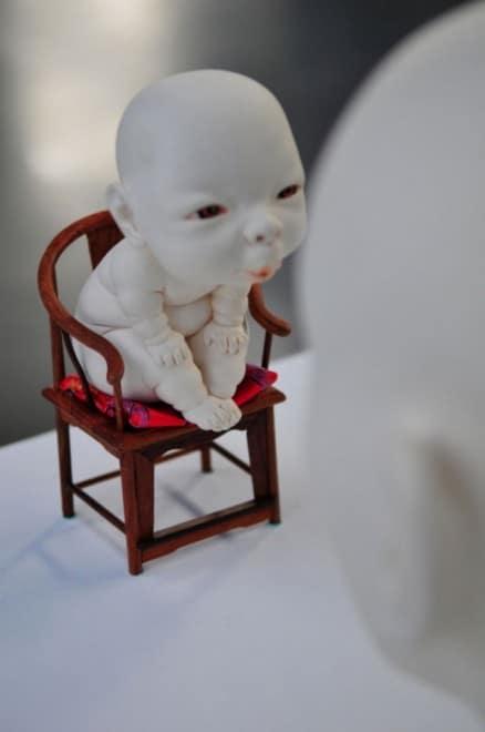 Porcelaines vivantes de Johnson Tsang - 11
