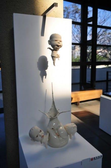 Porcelaines vivantes de Johnson Tsang - 13
