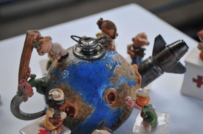 Porcelaines vivantes de Johnson Tsang - 18