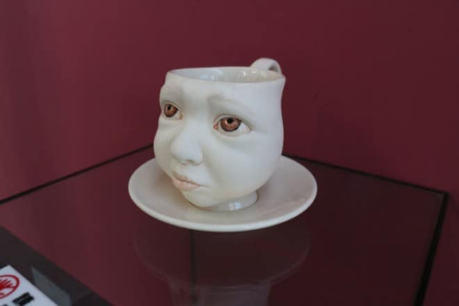 Porcelaines vivantes de Johnson Tsang - 2