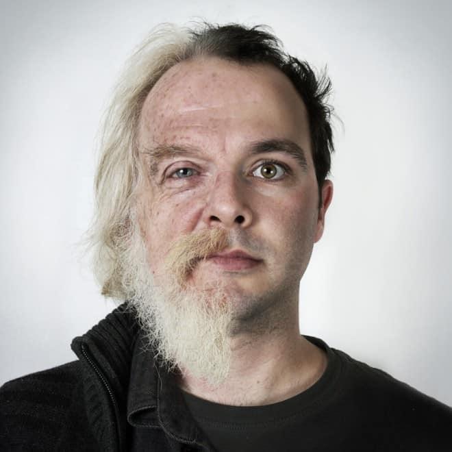 Portraits génétiques par Ulric Collette – 1