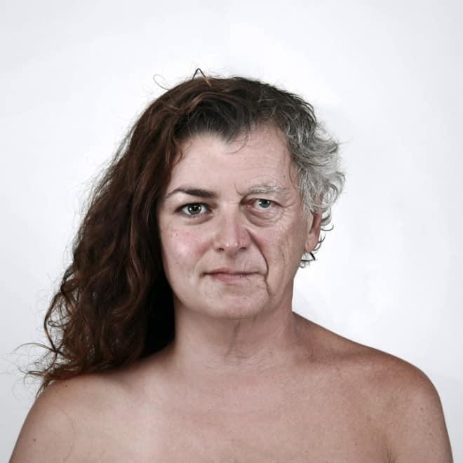 Portraits génétiques par Ulric Collette - 2