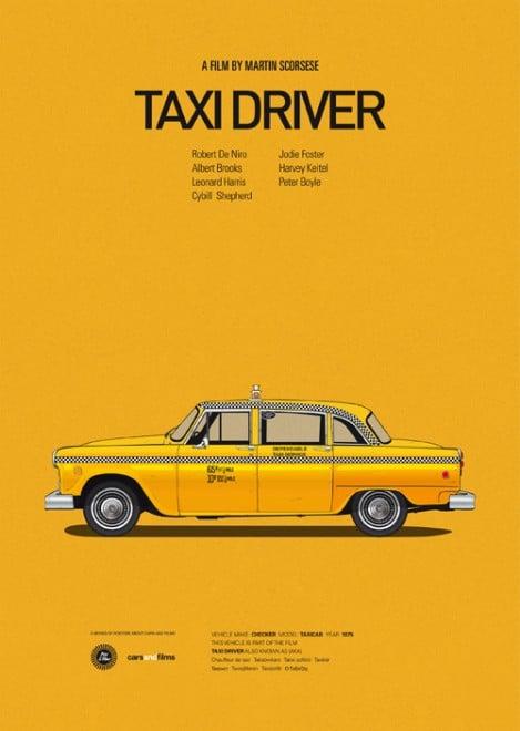 Poster voitures et films - 3