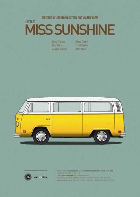 Poster voitures et films - 7