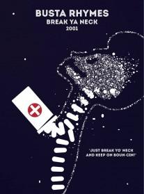 Rap Posters : Anthologie Hip Hop par Zaven Najjar
