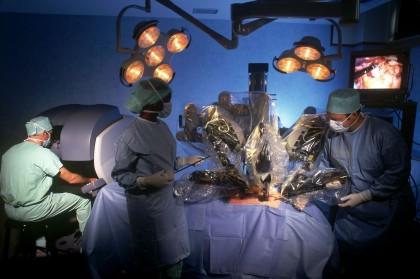 5 façon incroyables d'utiliser les robots dans la médecine