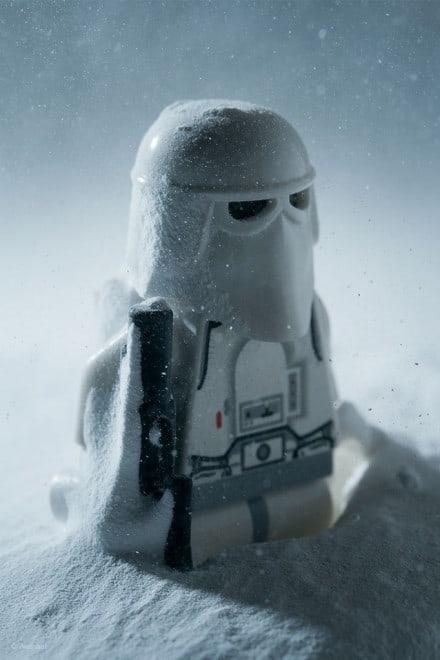 Scènes de film en LEGO – 9