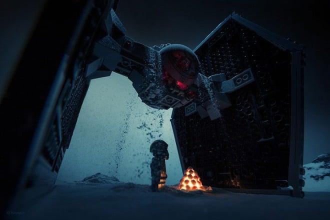 Scènes de film en LEGO - 10