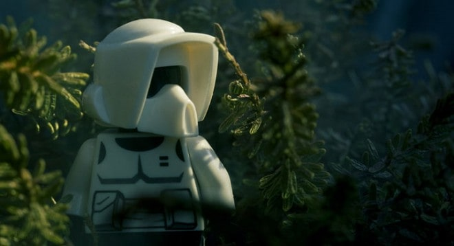 Scènes de film en LEGO – 11