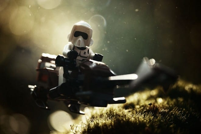 Scènes de film en LEGO – 14