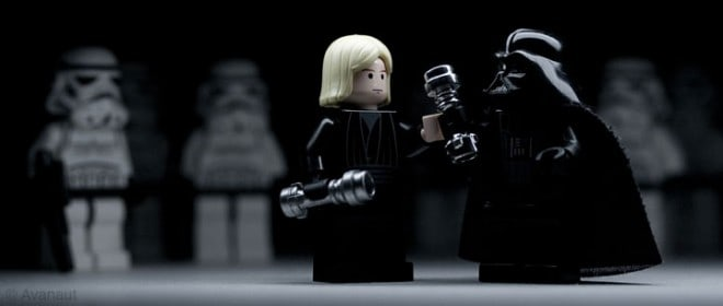 Scènes de film en LEGO - 16