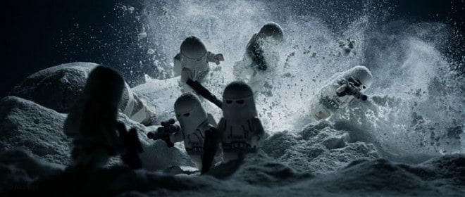 Scènes de film en LEGO – 17
