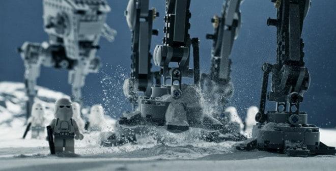 Scènes de film en LEGO - 18