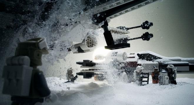 Scènes de film en LEGO – 21