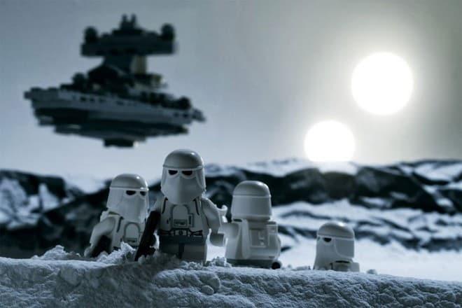 Scènes de film en LEGO - 23