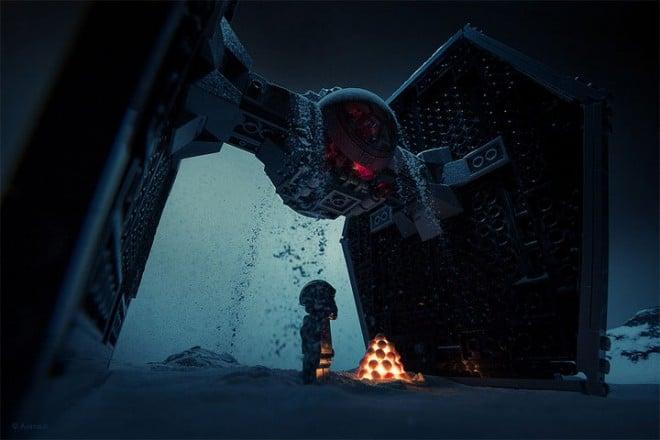 Scènes de film en LEGO - 25