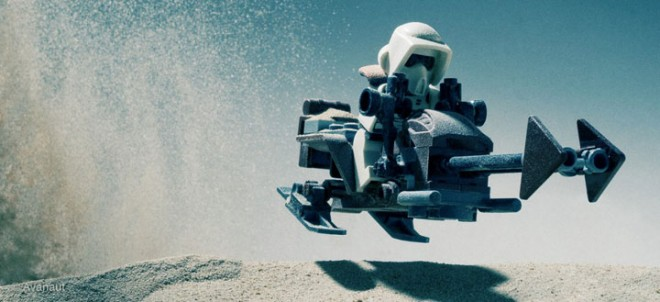 Scènes de film en LEGO – 26