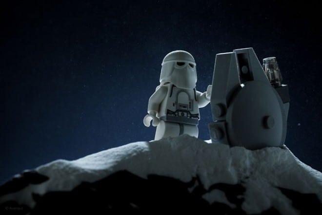 Scènes de film en LEGO – 2