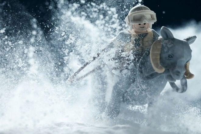 Scènes de film en LEGO – 28