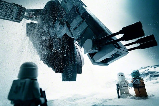 Scènes de film en LEGO – 30