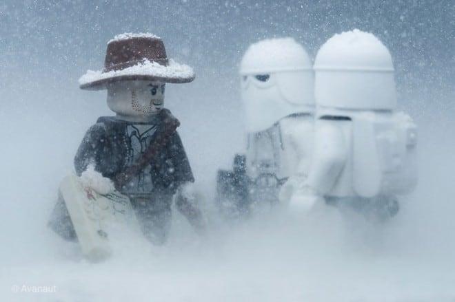 Scènes de film en LEGO – 31