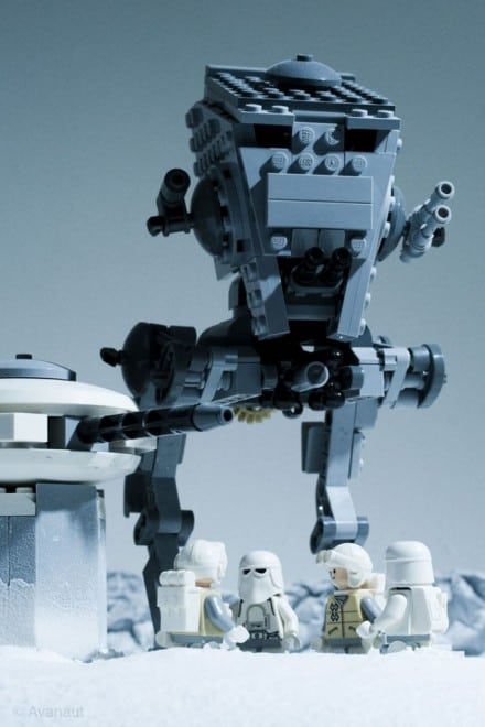 Scènes de film en LEGO – 4