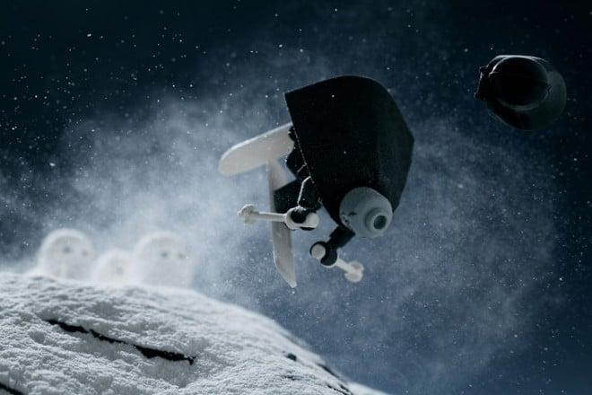 Scènes de film en LEGO – 6