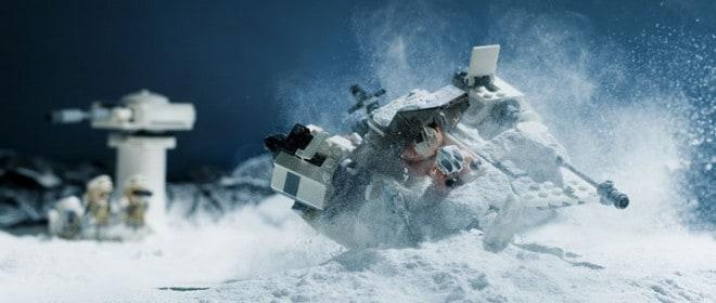 Scènes de film en LEGO - 7