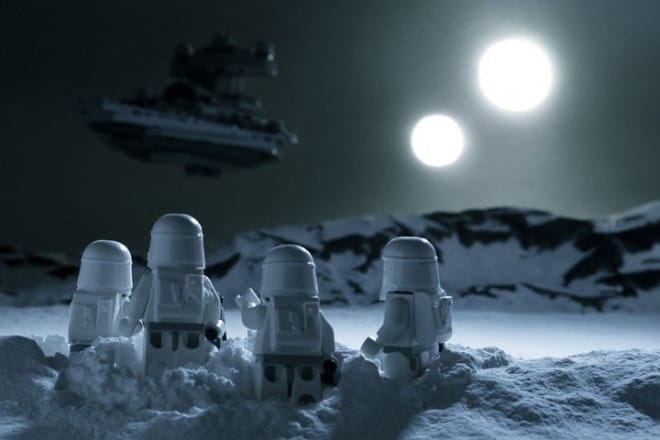 Scènes de film en LEGO – 8