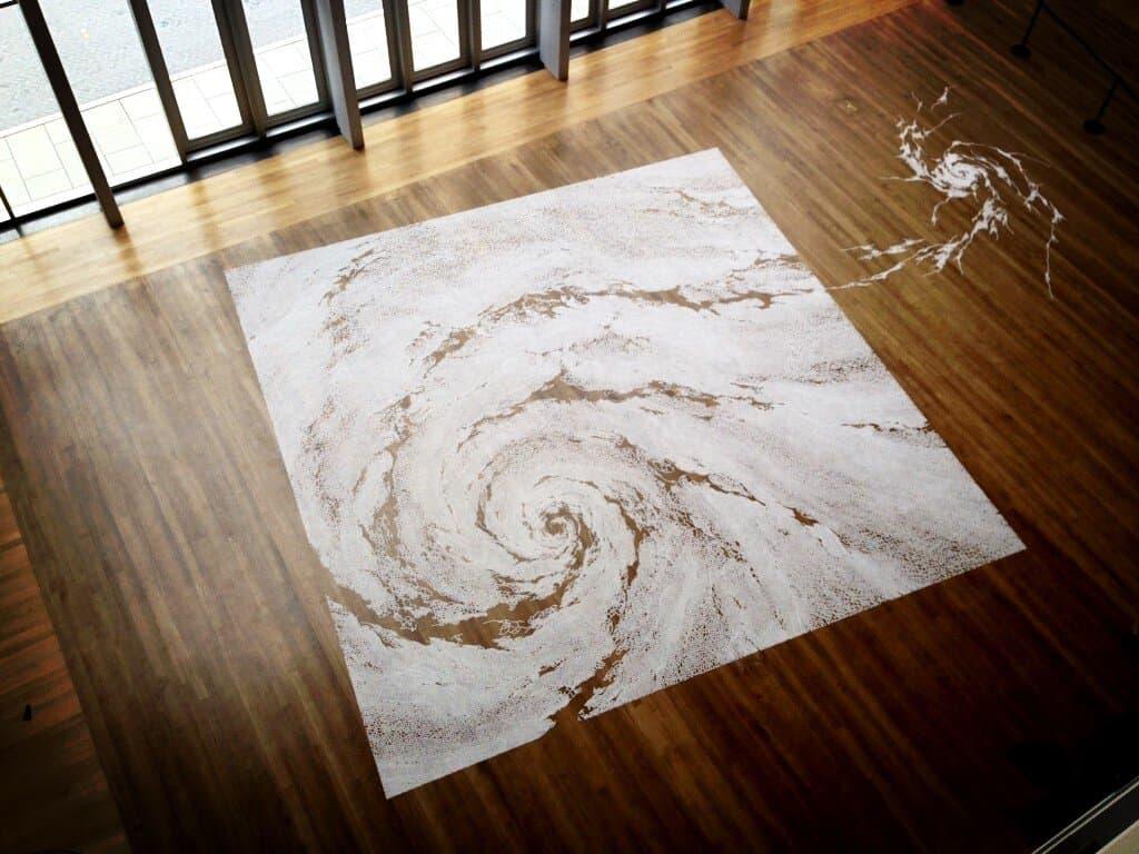 Sculptures de sel par Moto Yamamoto
