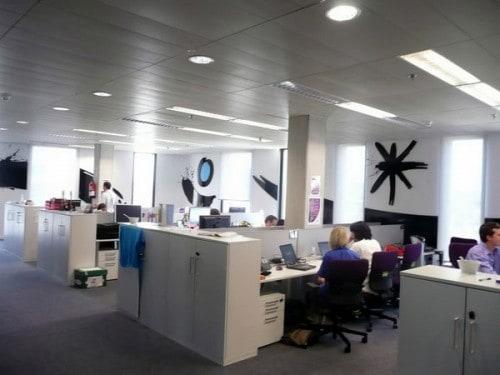 Bureau Yahoo Barcelone