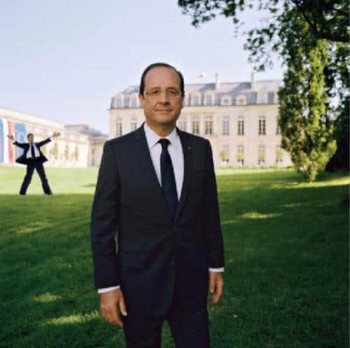 François Hollande, Sarkozy