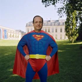 Les photos détournées de François Hollande