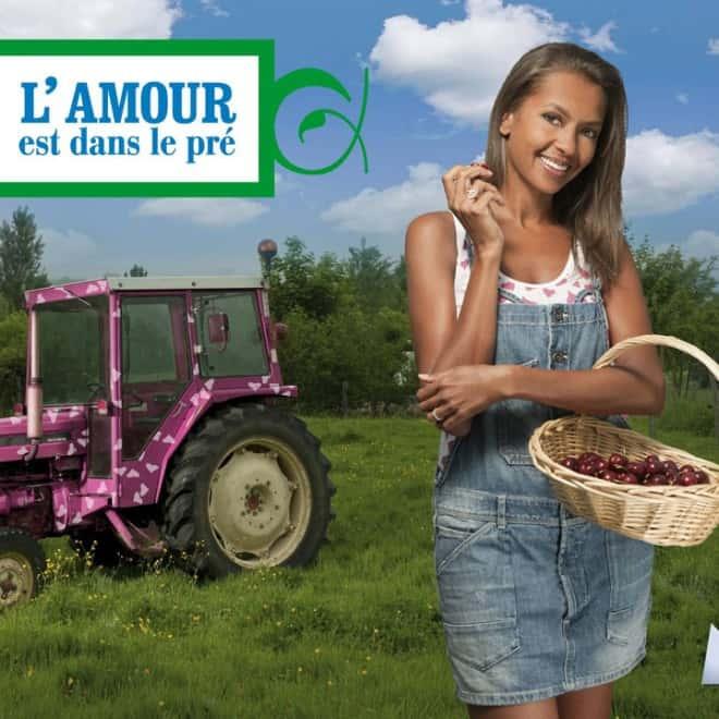 Karine Le Marchand écoutent les confidences d'agriculteur à la recherche de l'amour.